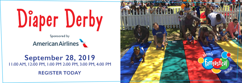 American airlines diaper derby register now